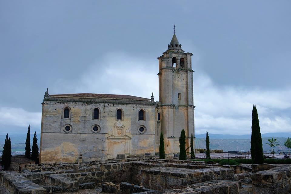 Fortaleza de la Mota, Alcalá la Real. Los pueblos más bonitos de Jaén