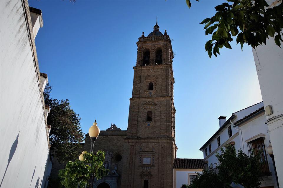 Iglesia de Santiago, qué ver en Montilla