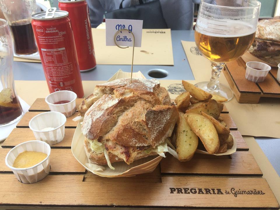 La mejor hamburguesa del mundo, en Portugal