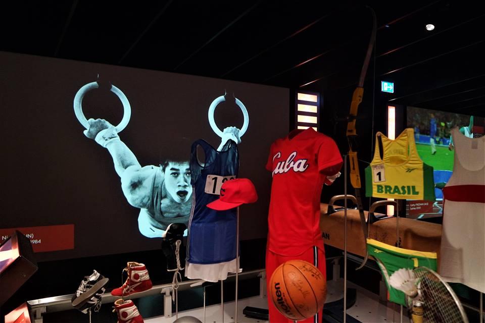 Museo Olímpico de Lausanne