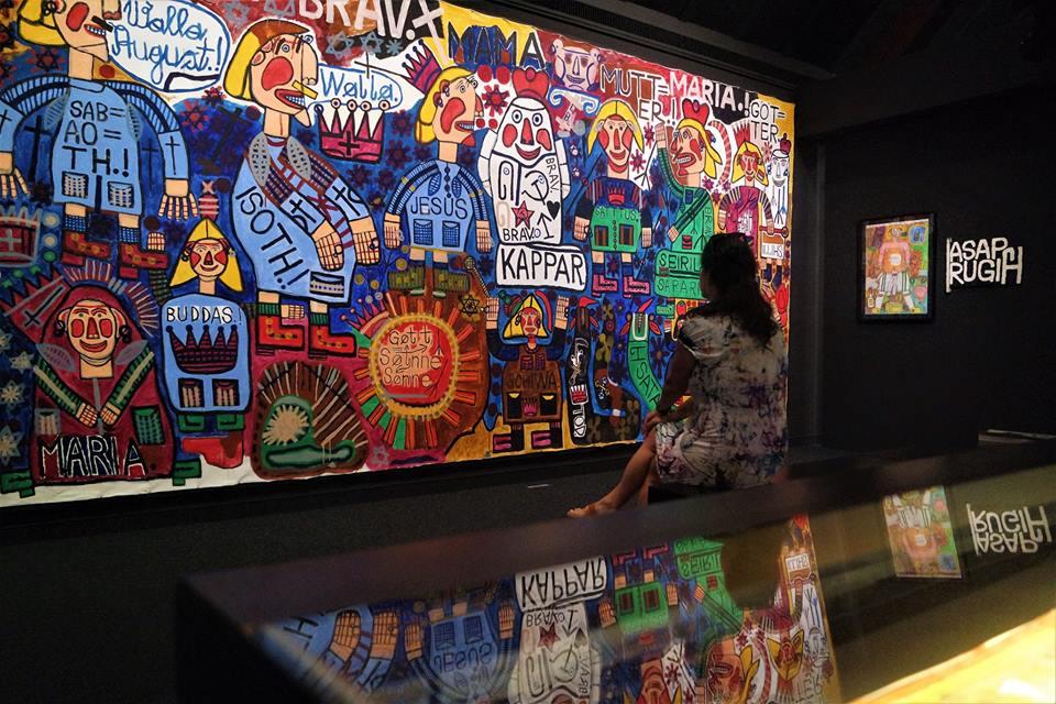 Museo del Art Brut, qué ver en Lausanne