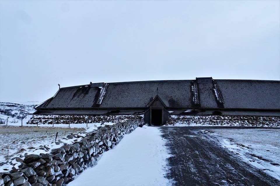 Museo vikingo de las islas Lofoten en Noruega