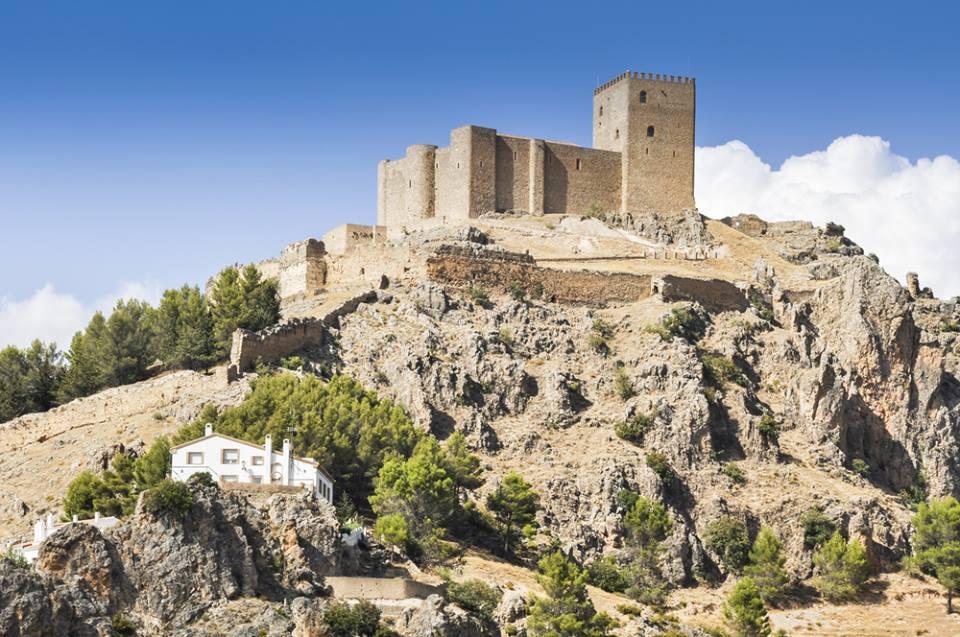 Segura de la Sierra, los pueblos más bonitos de Jaén