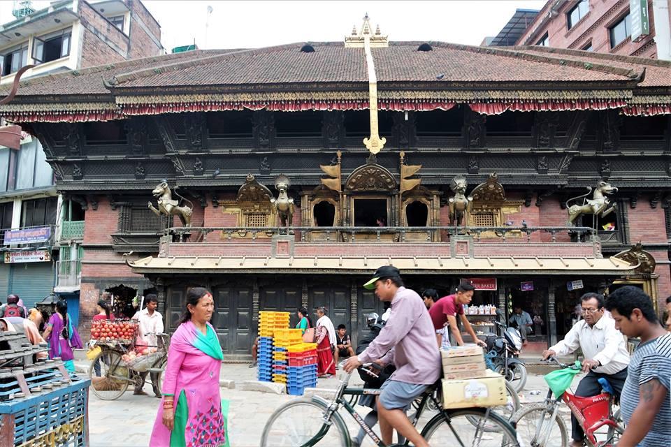 Katmandú, un caos ordenado