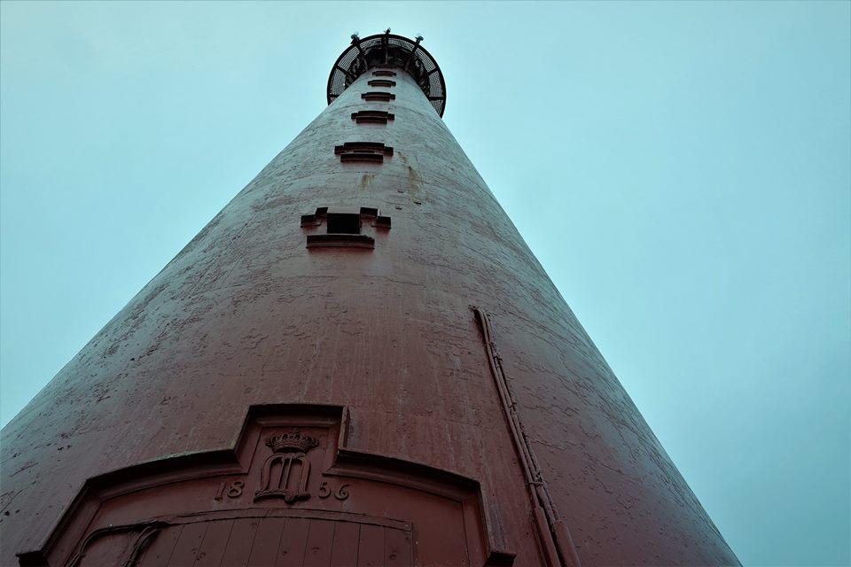 Torre del faro de Andenes
