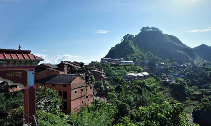 Bandipur, un mirador al Himalaya