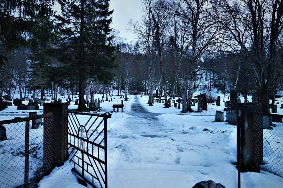 Cementerio de Narvik