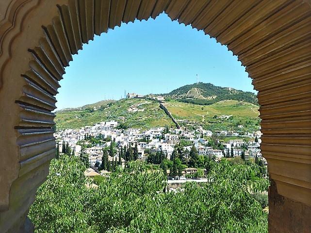 Mirador de Lindajara, el Albaycín
