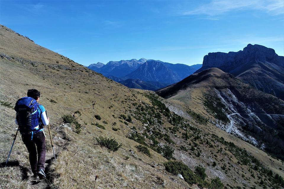 Subida al pico de Cachifullioso
