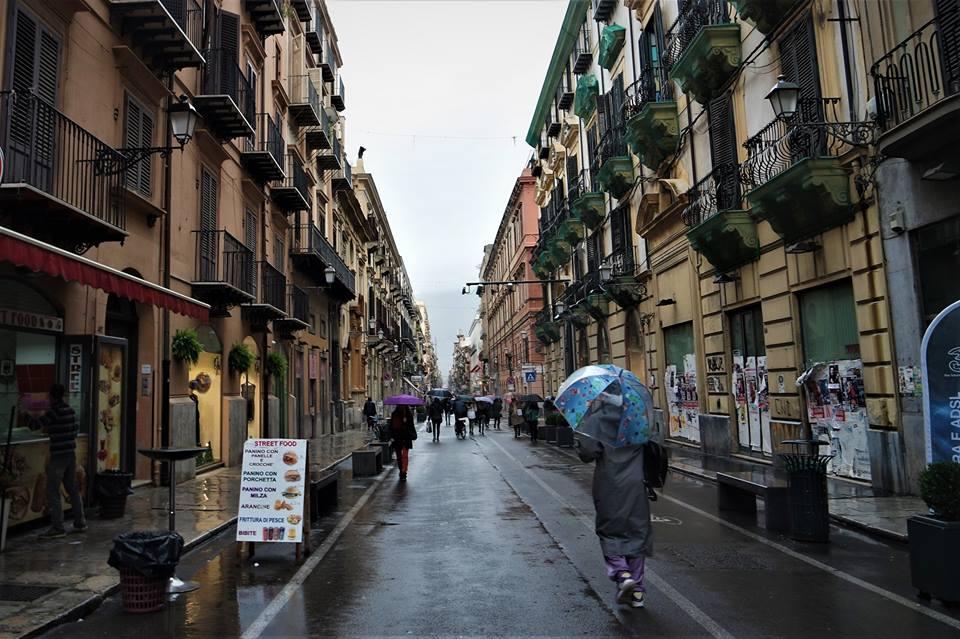 Centro de Palermo