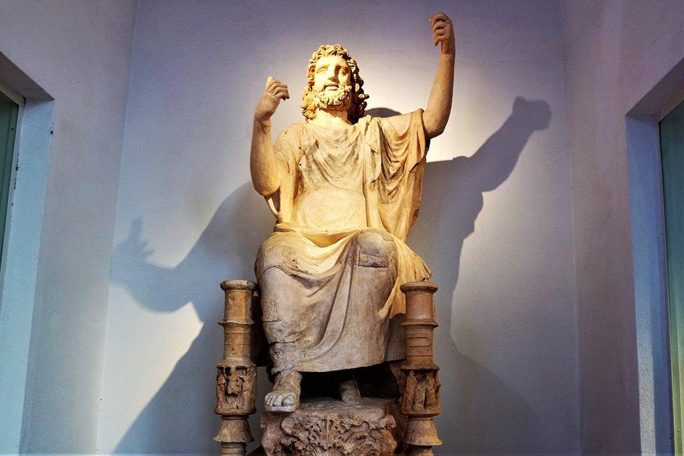 Escultura, Museo Arqueológico de Palermo