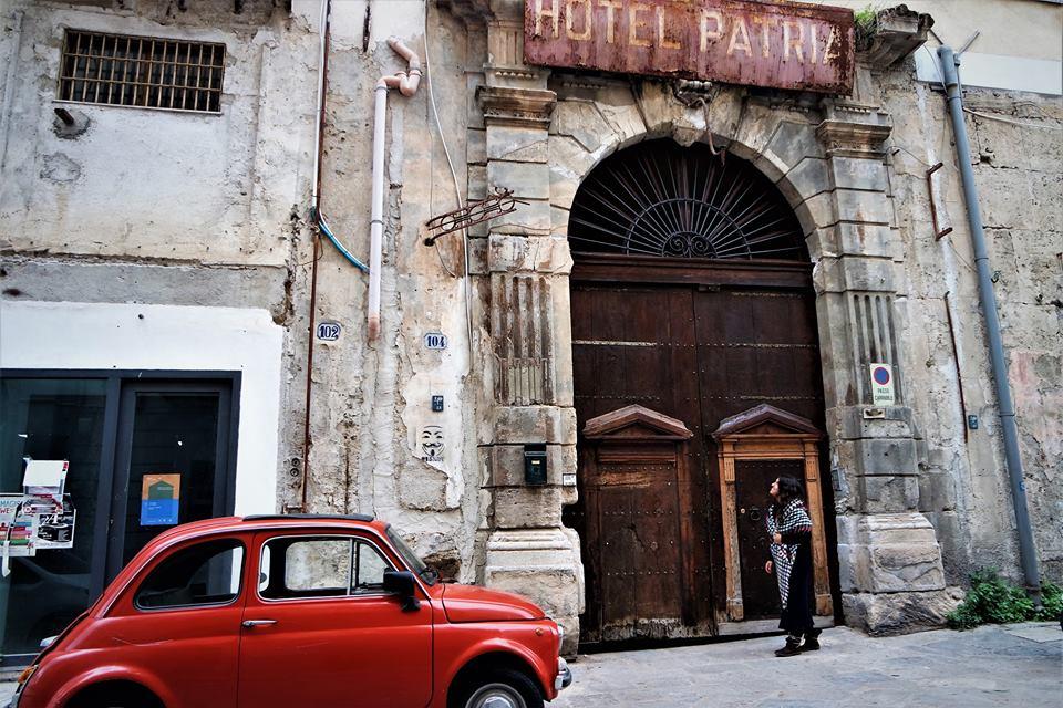 Hotel Patria, Palermo