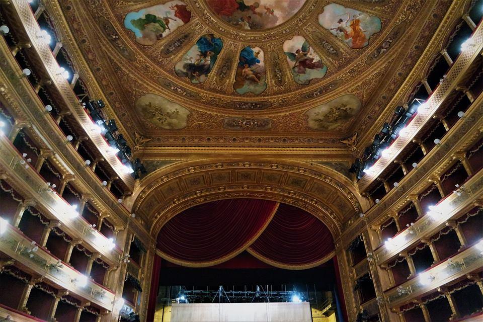 Teatro Máximo, Palermo