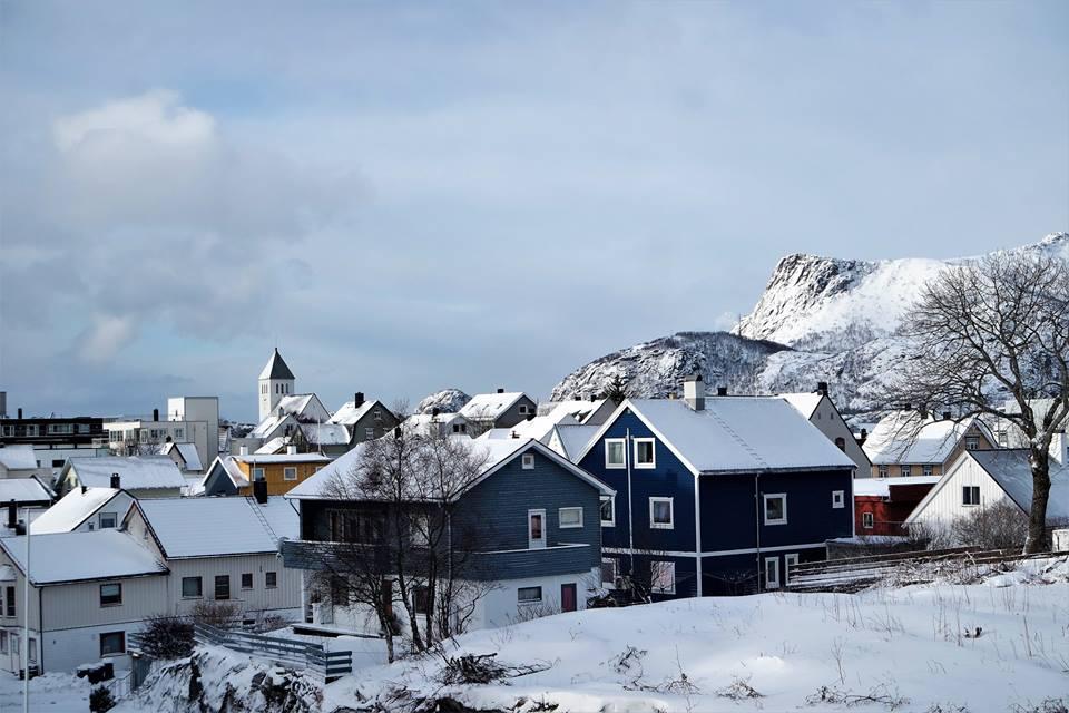 Svolvaer, islas Lofoten