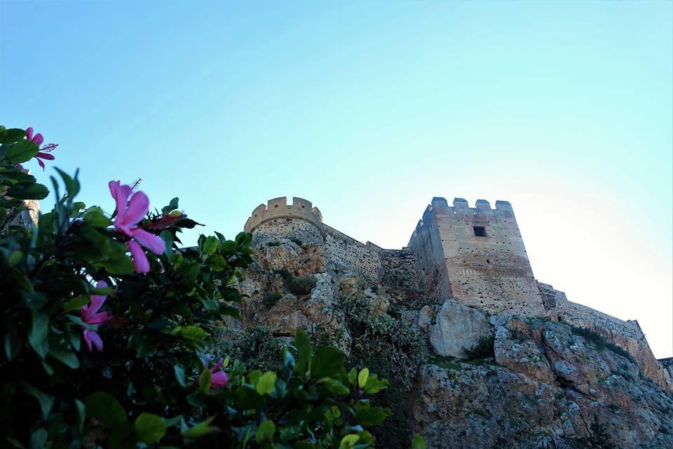Fortaleza árabe, qué ver en Salobreña, Granada