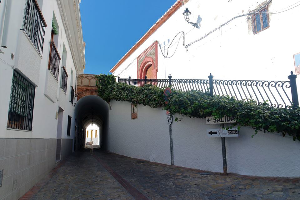 La Bóveda, Salobreña