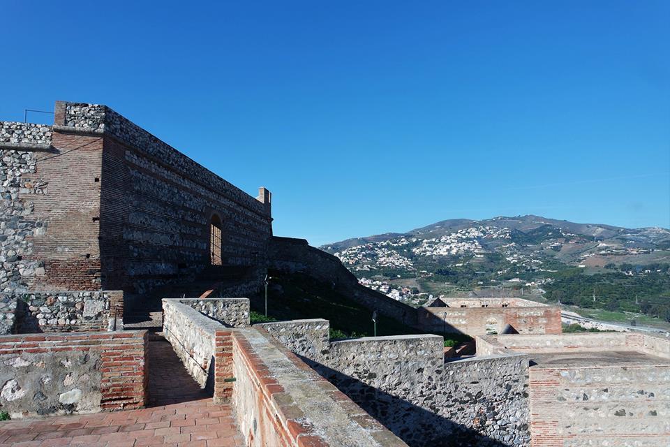 Murallas del castillo