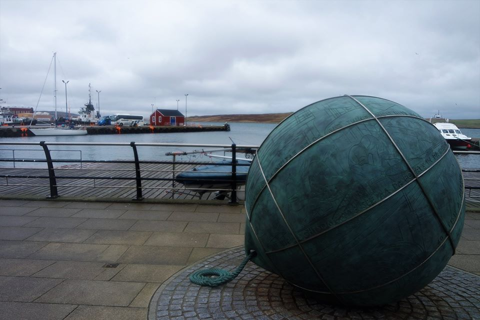 Puerto de Lerwick
