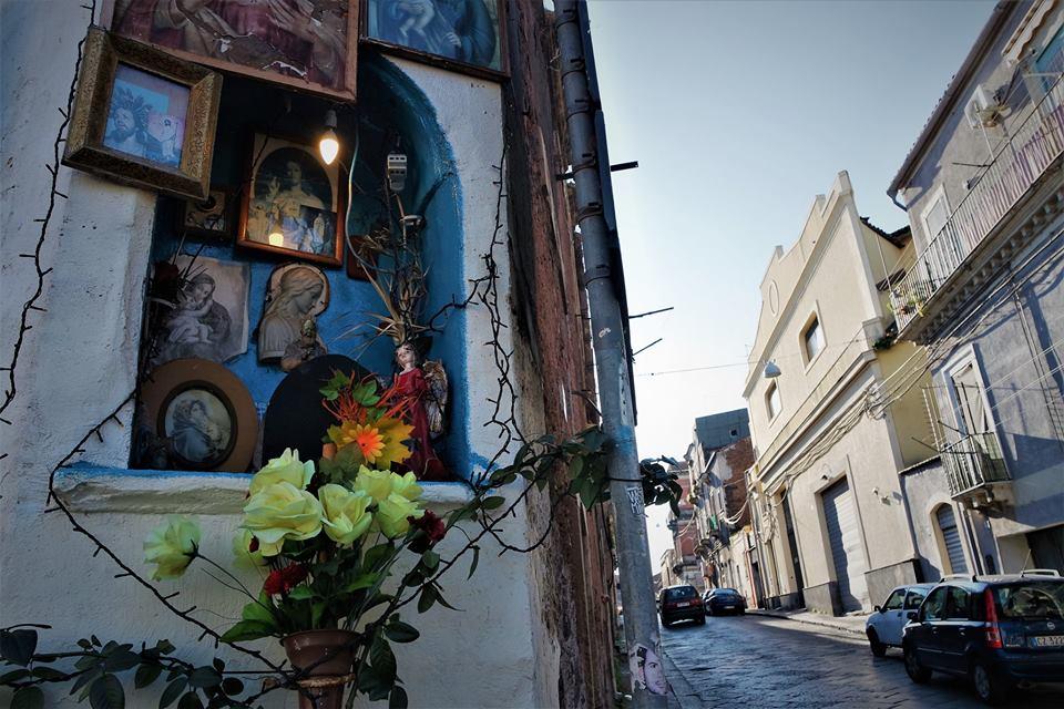 Rincones de Catania, Sicilia