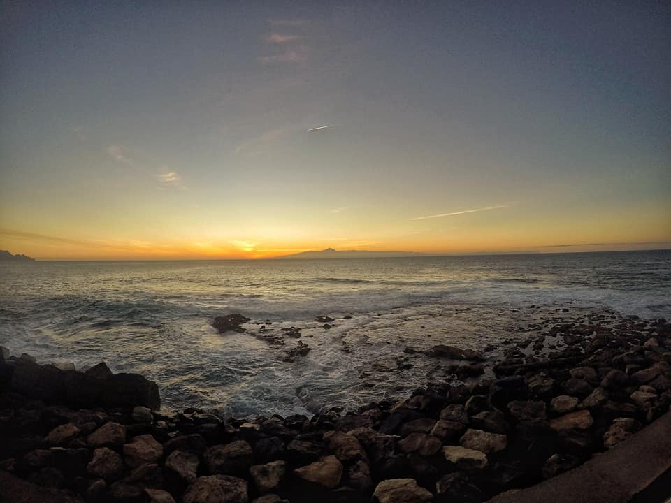 Atardecer desde Agaete, Gran Canaria en 3 días