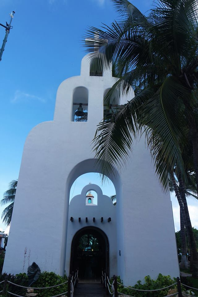 Iglesia, qué ver en playa del carmen