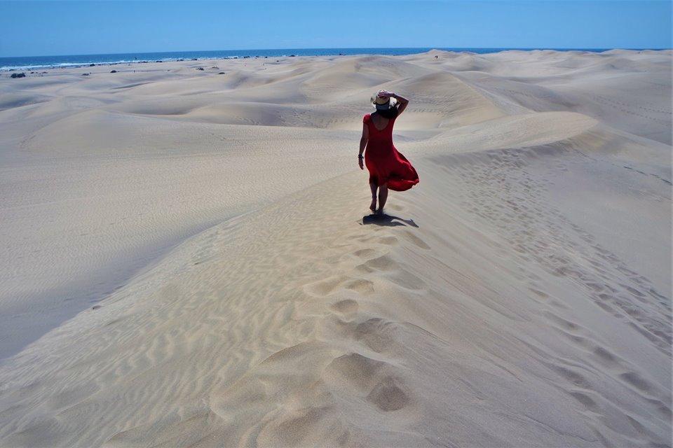 De Tejeda a Maspalomas: Gran Canaria en 3 días