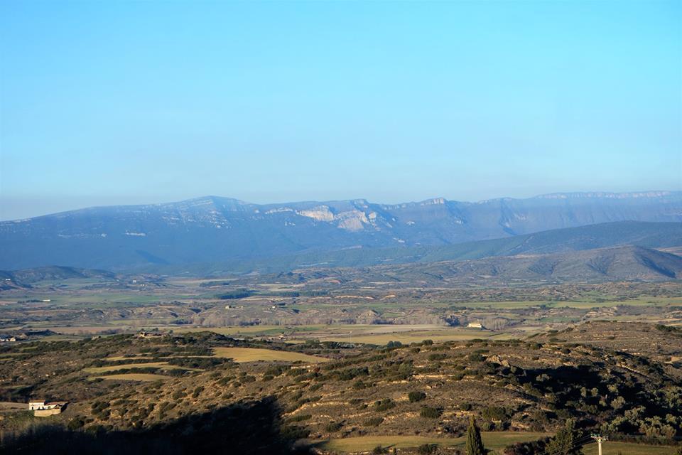 Sos, tierra fronteriza entre Aragón y Navarra