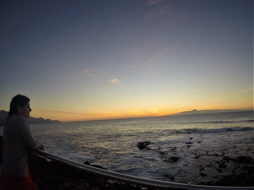 Tenerife desde Agaete