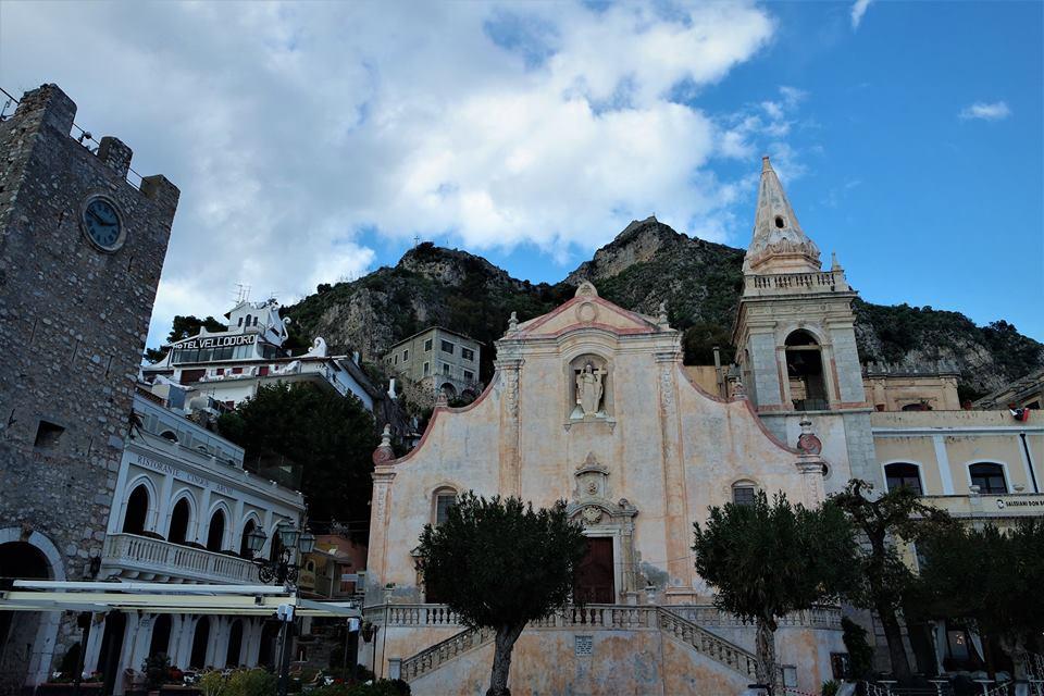 Torre del Reloj, qué ver en Taormina