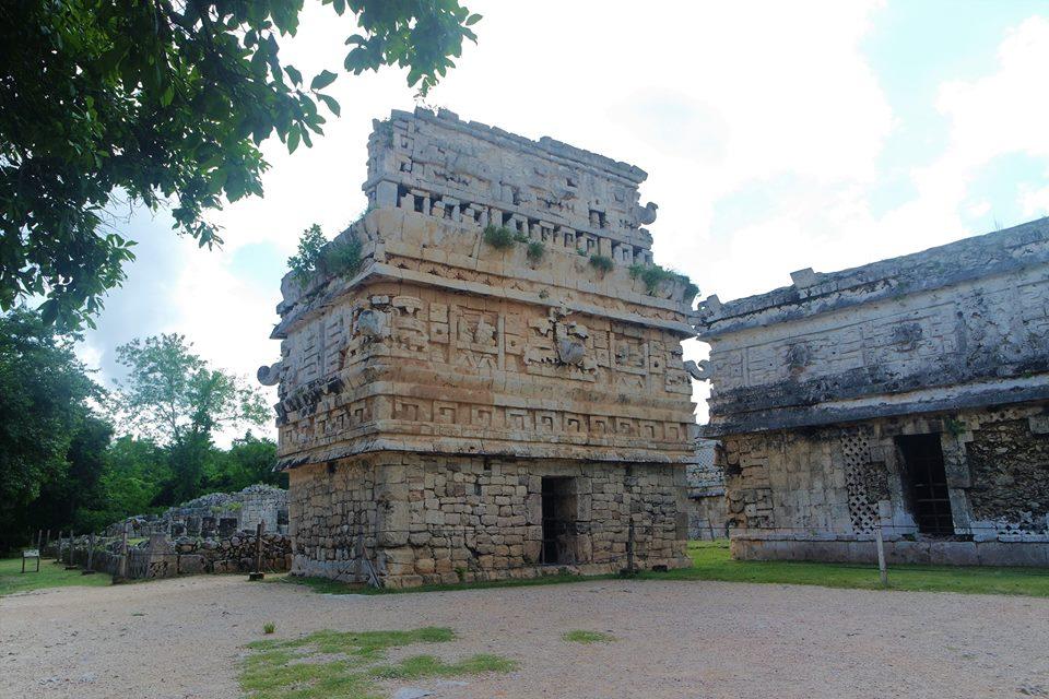 El complejo de Las Monjas, Chichén Itzá