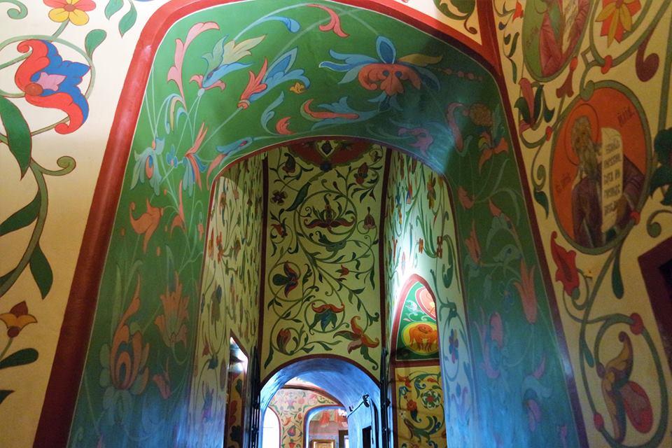 Interior de San Basilio