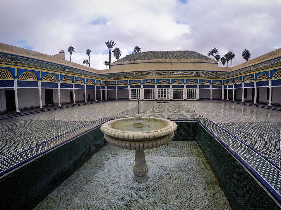 Palacios Bahía de Marrakech