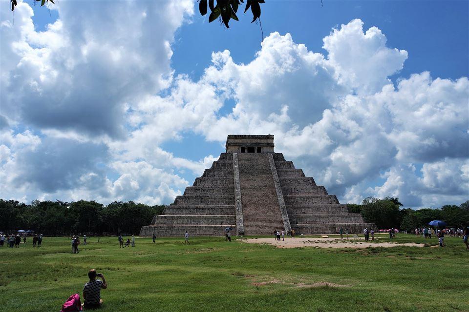 Pirámide de Kukulcán, Chichén Itzá