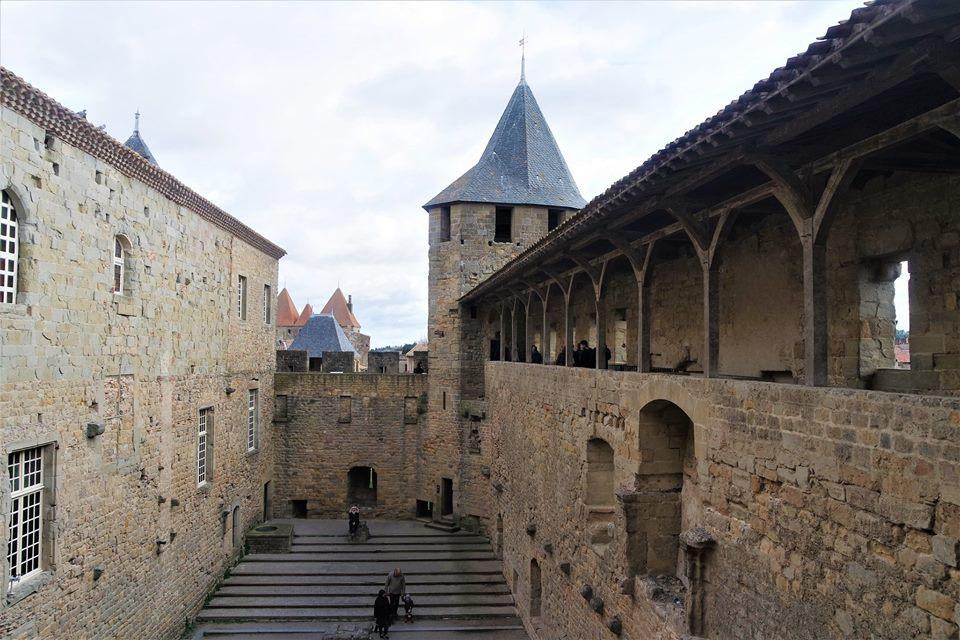 Qué ver en Carassonne, el castillo de los Condes