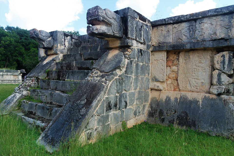 Templos de Chichén Itzá