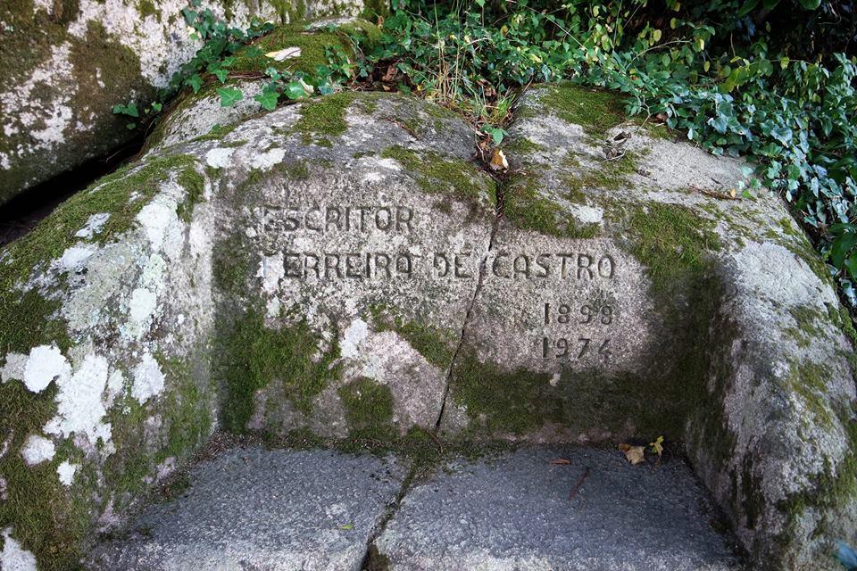 Banco de piedra, Sintra