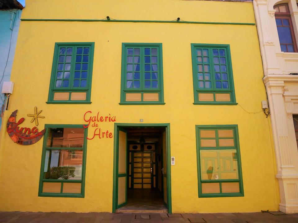 Galería de Arte, San Sebastián de La Gomera