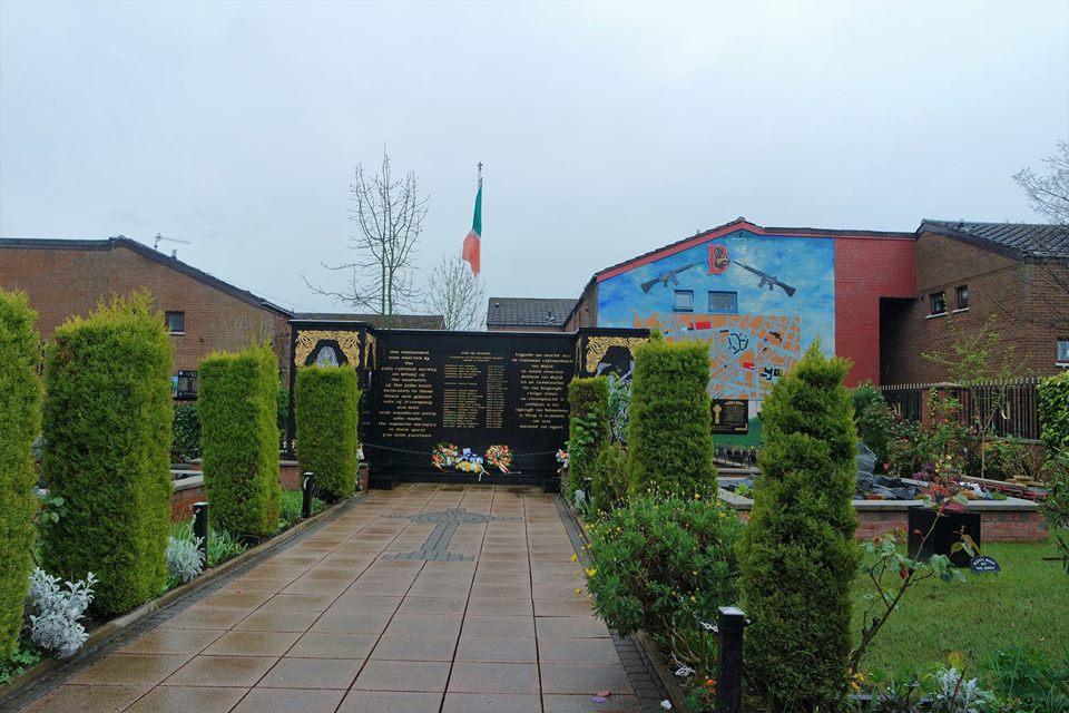 Jardín de la Memoria, qué ver en Belfast