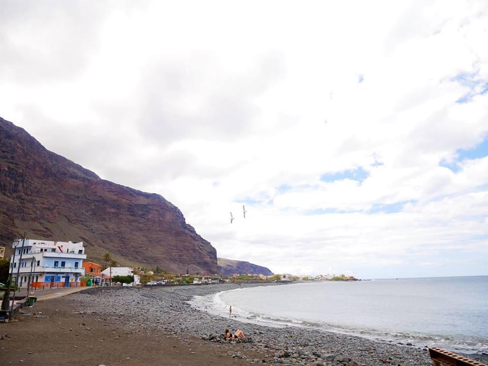 Playa, Valle Gran Rey