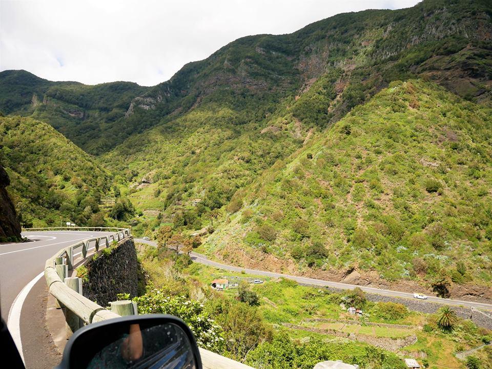 Qué hacer en La Gomera, ruta en coche