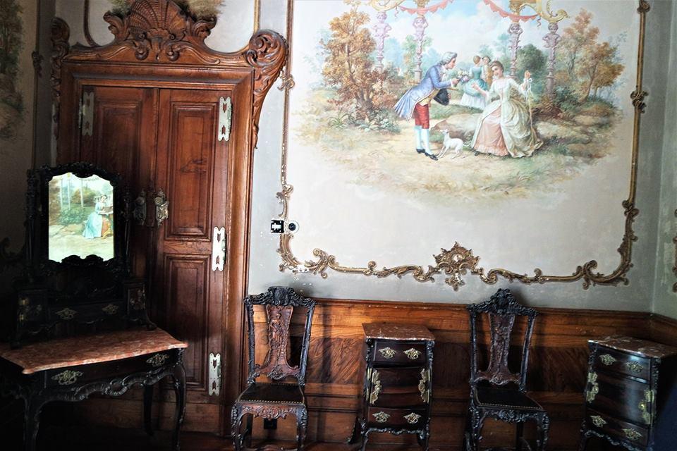 Salón, Quinta da Regaleira