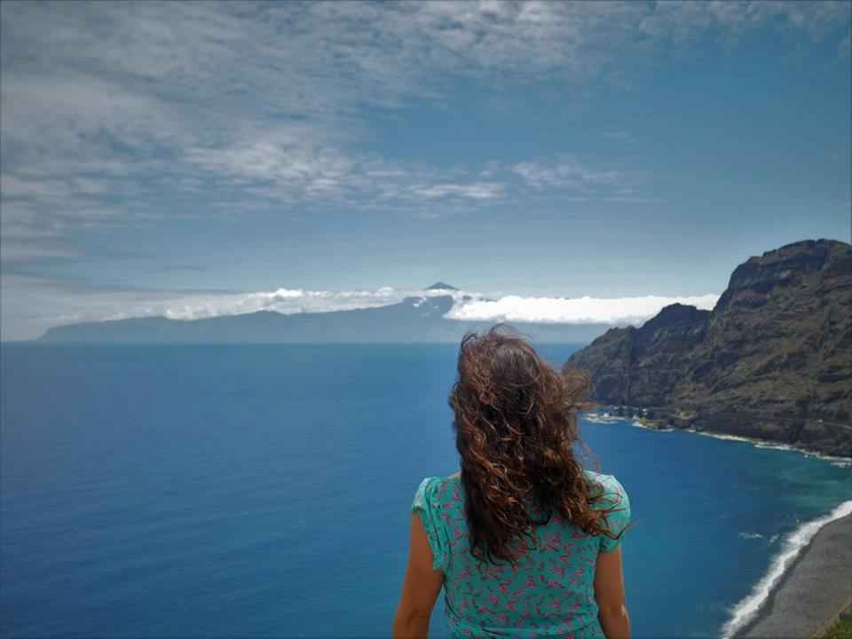 Tenerife desde La Gomera