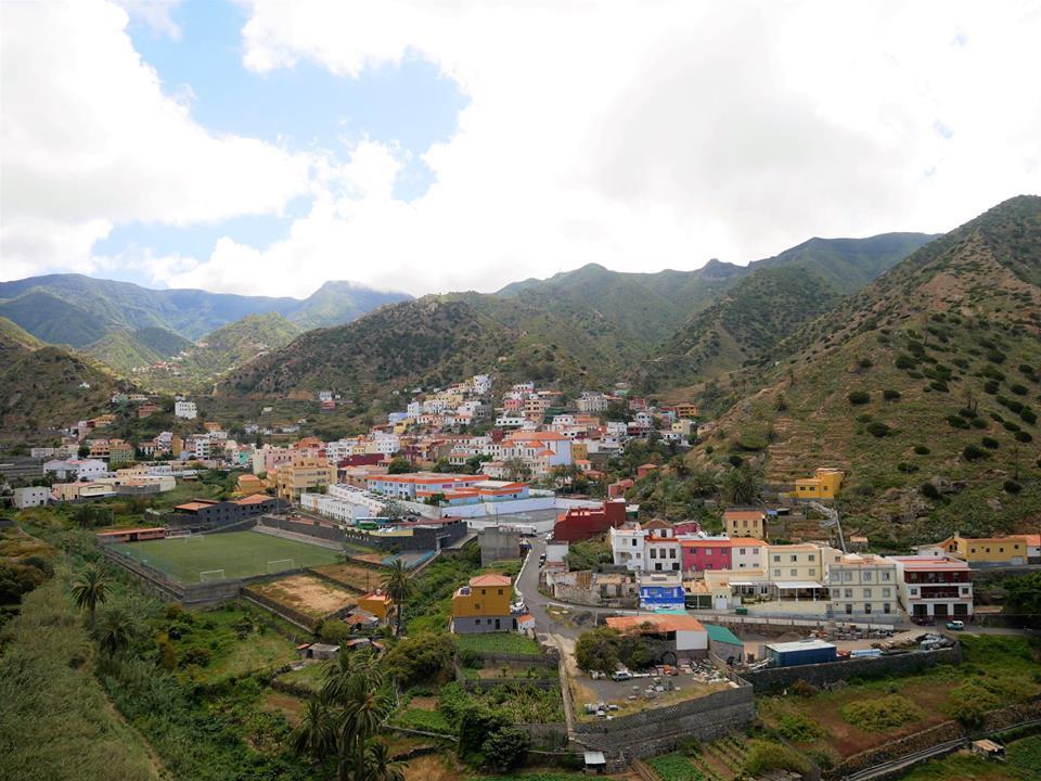 Vallehermoso, qué hacer en La Gomera