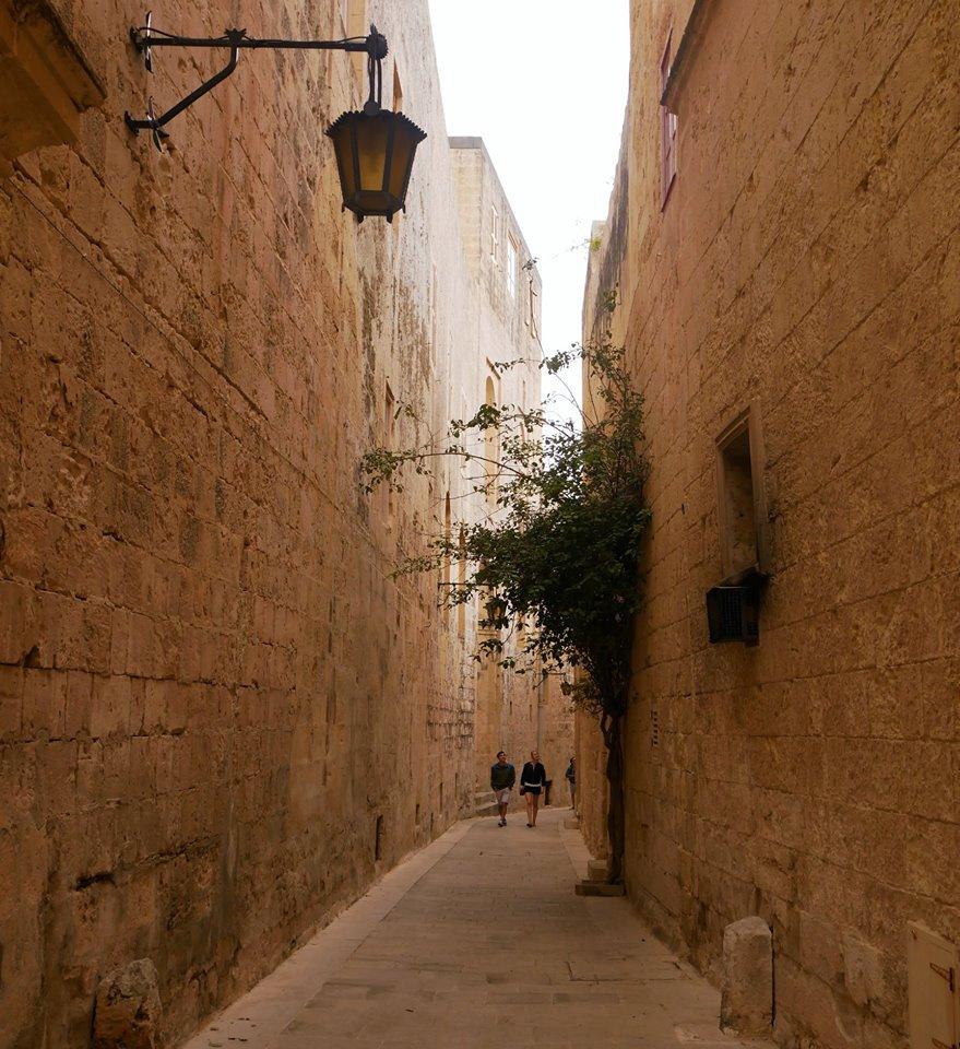 Calles de Mdina