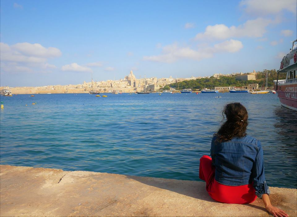 La Valetta desde Sliema, qué ver en Malta