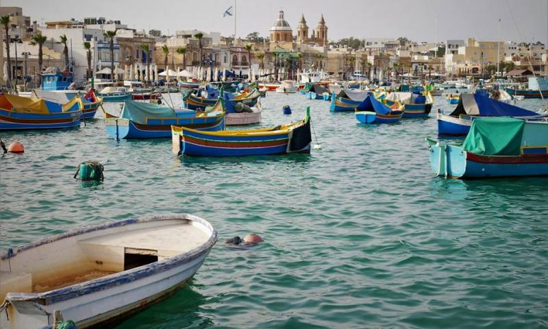 Marsaxlokk, qué ver en Malta