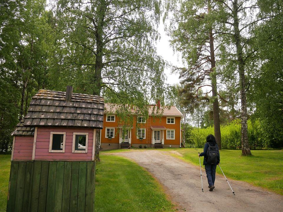 Trekking por la Región de los Mil Lagos de Finlandia
