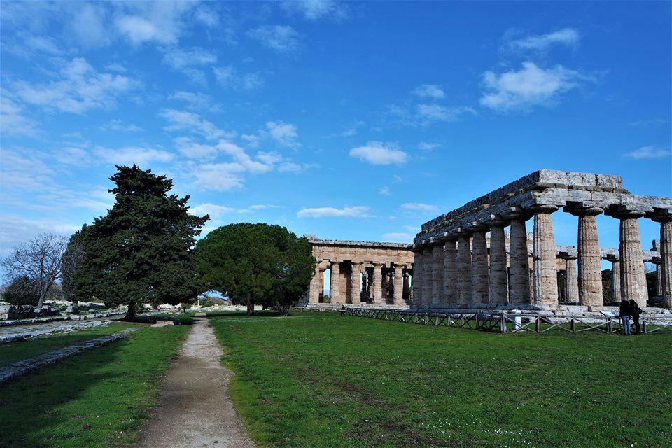Templos de Poseidonia