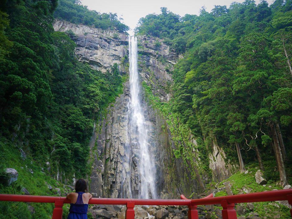 Cascada de Nachi, Wakayama