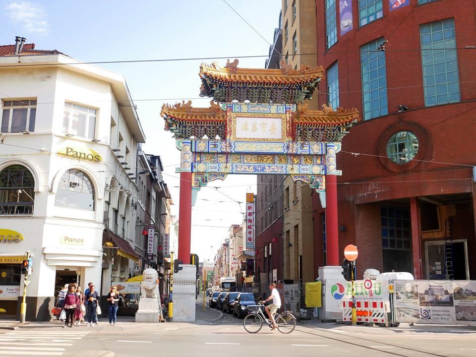 Chinatown de Amberes